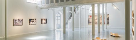 ARC Talk: Architectures of Research & Imagination at Highlanes Gallery, Sat 17 June 12-1pm